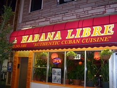 Habana Libre - From Outside