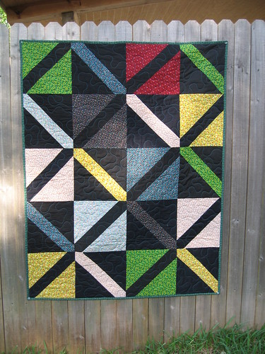September 2009 Linus quilt