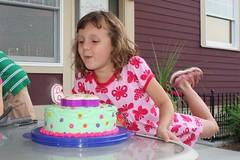 Jana's 6th Birthday
