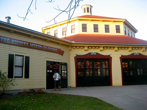 Holyoke Merry Go Round House