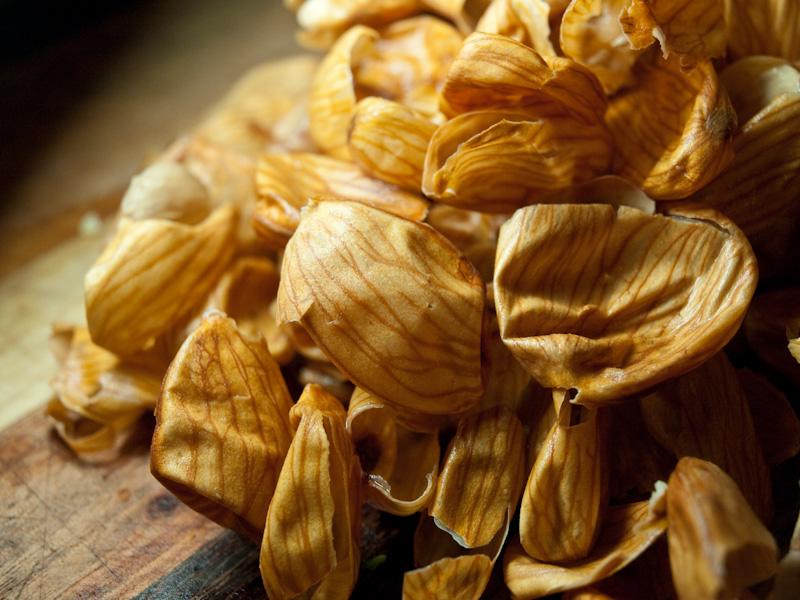 Almond Skins