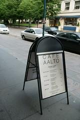 Cafe Aalto