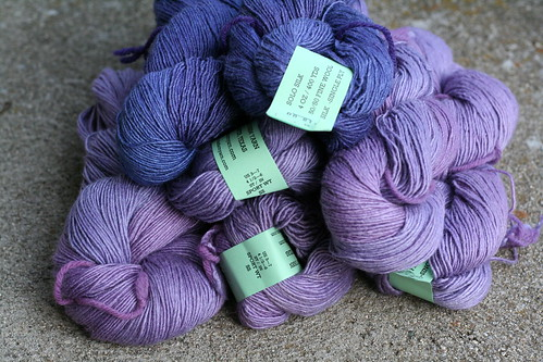 Brooks Farm, Solo Silk