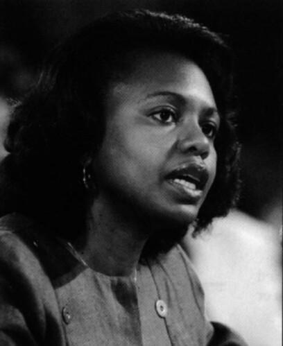 Anita Hill   1991