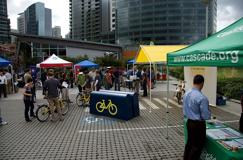 Bike Share Expo Seattle