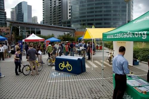 Bike Share Expo Seattle
