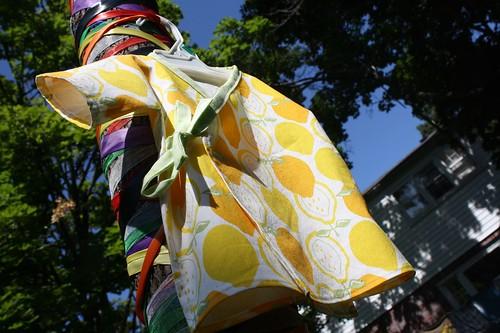 Lemon Kimono