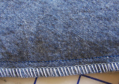 5 thread stitch