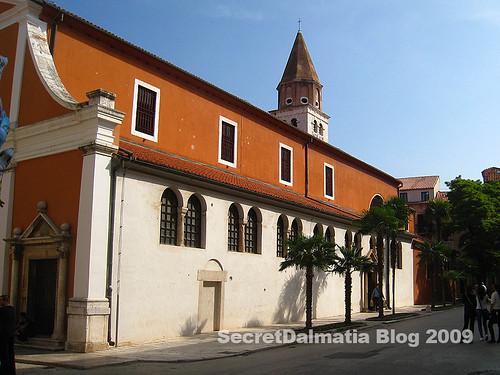 The church of St Simeon - Sv Šime