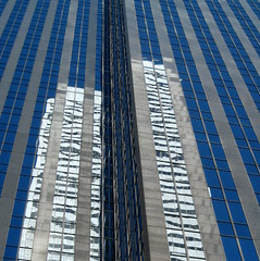 Skyscraper in Skyscraper
