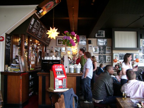 The Snooty Fox - an awesome boozer