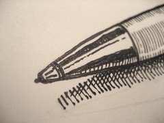 Associations Now Illustration: Pen Inking 1