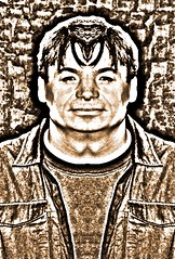 Mike Myers right side mirrored
