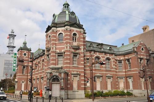 旧盛岡銀行本店 (an old bank building 2)
