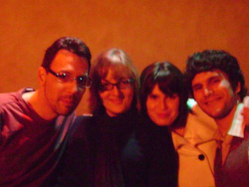 Jason, me, Kristi and Jared