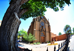 Loretto Chapel, Santa Fe, New Mexico (2009)