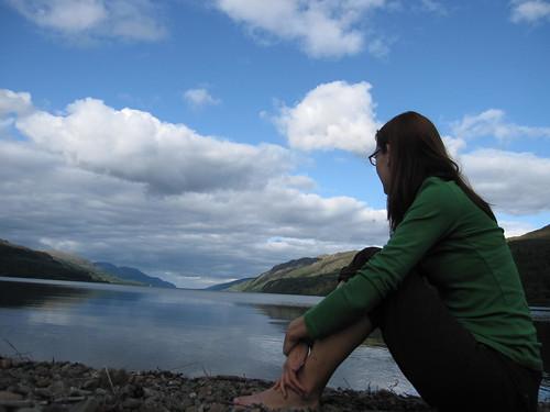 Pondering on Loch Ness