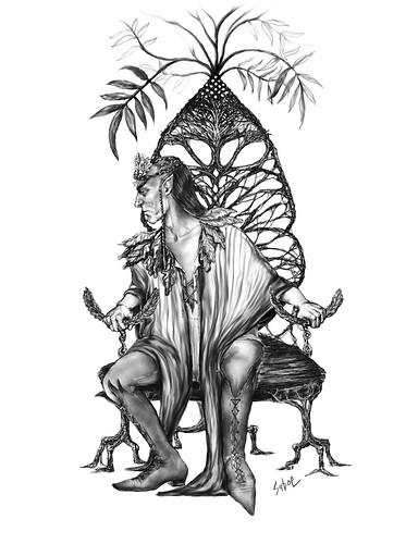 Dair ~ the Faerie King