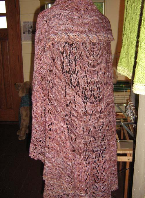 yarnorama shawl