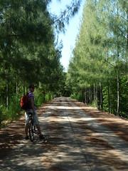 Radltour auf Koh Yao Noi