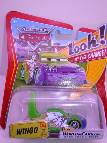 CARS Lenticular Wingo