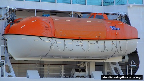 MS Fram Lifeboat- Click Pic For Full Size Version