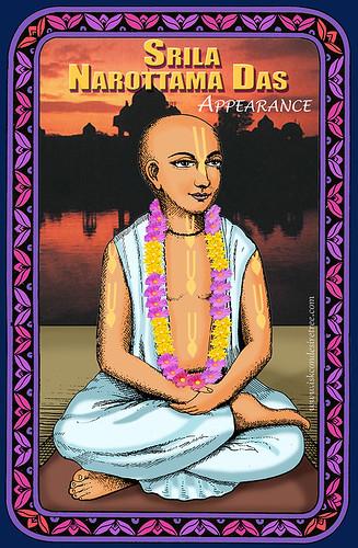 Srila Narottama Dasa Thakura