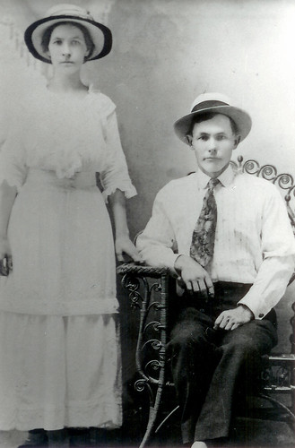 Charles and Sarah Ellen (Groblebe) Cline by you.