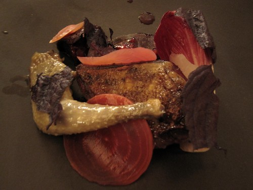 pigeon chateaubriand