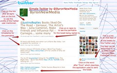 Simple Twitter for Business by @ByronNewMedia