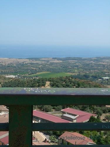 Ciro'- Terrazza panoramica