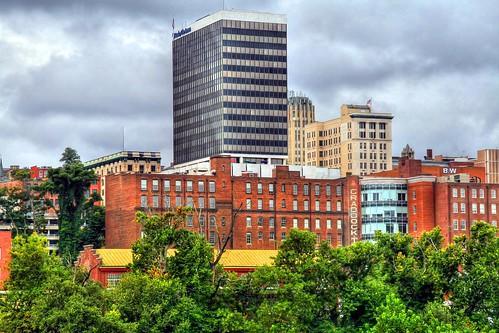 The City of Lynchburg