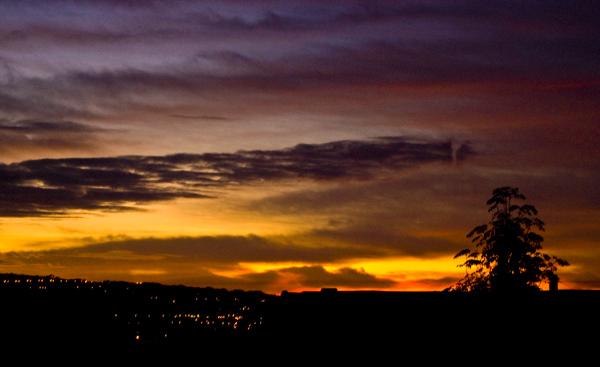 Horwich Sky