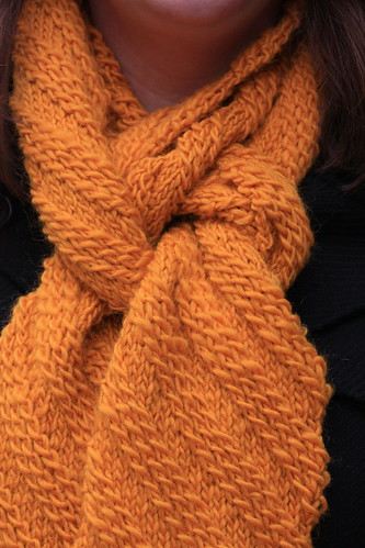 Paralle Lines Scarf
