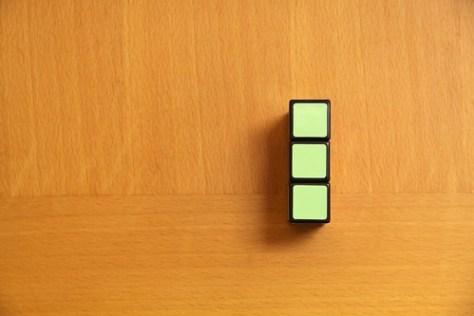 Floppy Cube (3x1 Rubiks Cube)