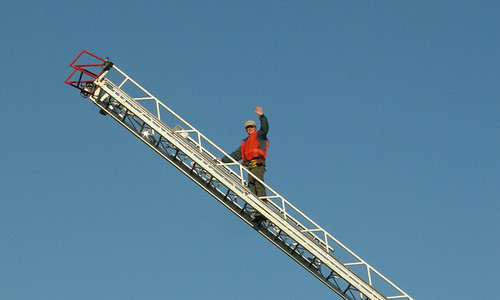 Ladder Climber waiving