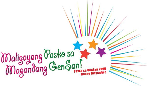 The Official Logo of Maligayang Pasko sa Magandang GenSan