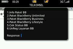 BlackBerry for Telkomsel