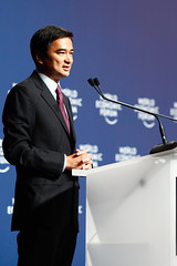 Abhisit Vejjajiva - World Economic Forum on Ea...