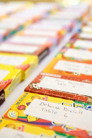 Place Cards: Lemonheads