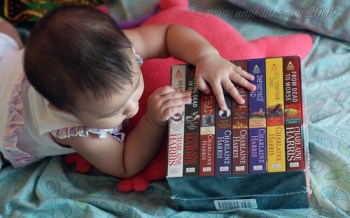 Mad scramble over Tray for the Sookie Stackhouse novels