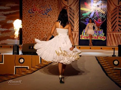 Cultural Diversity Fashion Show: Shot XXIII (by Russell John)