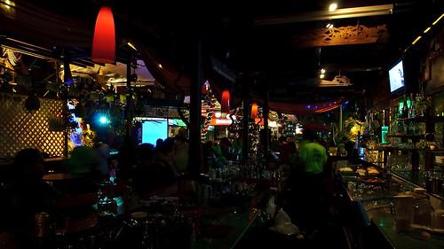 Garden Bar & BBQ at Gaya Street