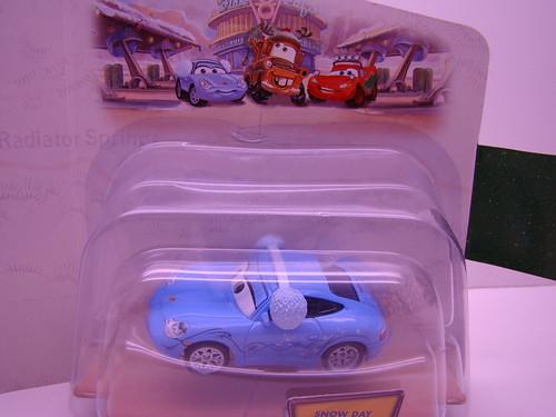 Disney CARS Storytellers snow day sally (1)