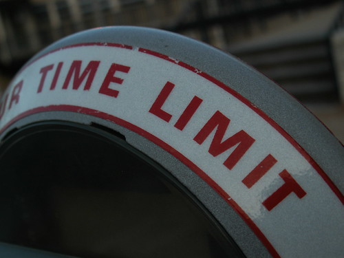 Found Words: Time Limit