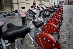 Rent a bike, Lyon