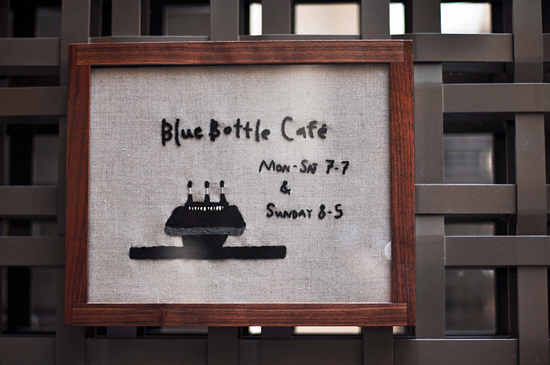 Blue Bottle Coffee Co.  -  San Francisco, CA