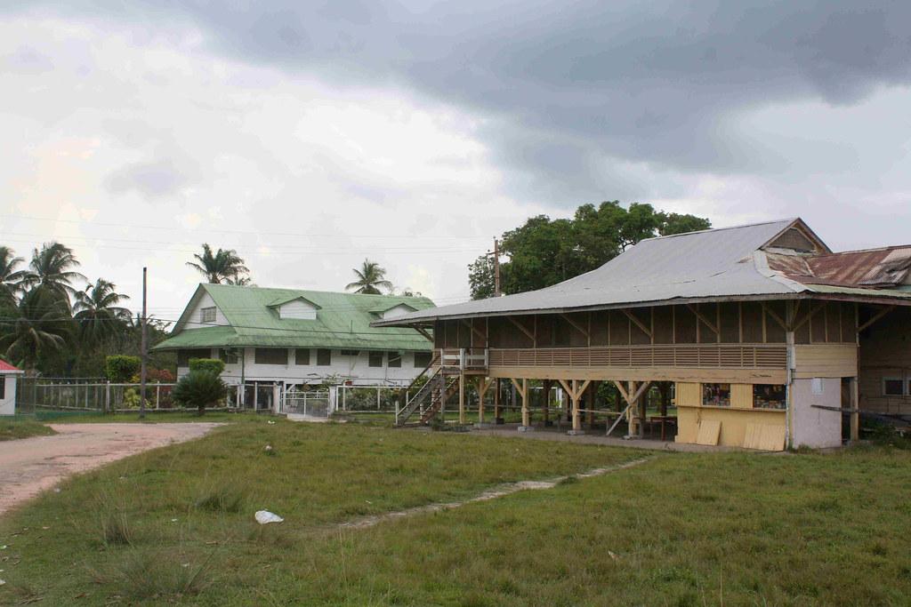 Watooka Houses, Guyana