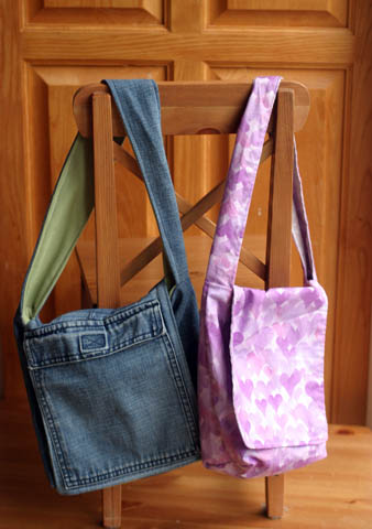new bags