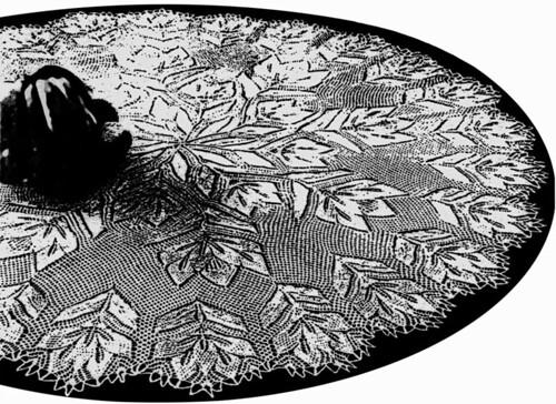 "Silberblume / Chardon Argenté ("" Silver Flower"")"